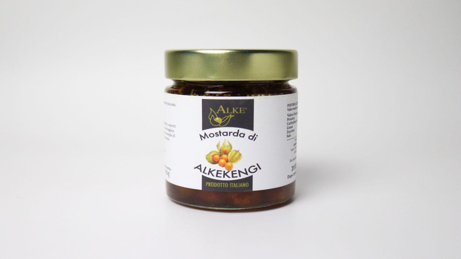 mostarda di Alkekengi